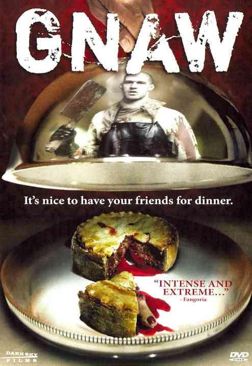 GNAW BY MANDRY,GREGORY (DVD)