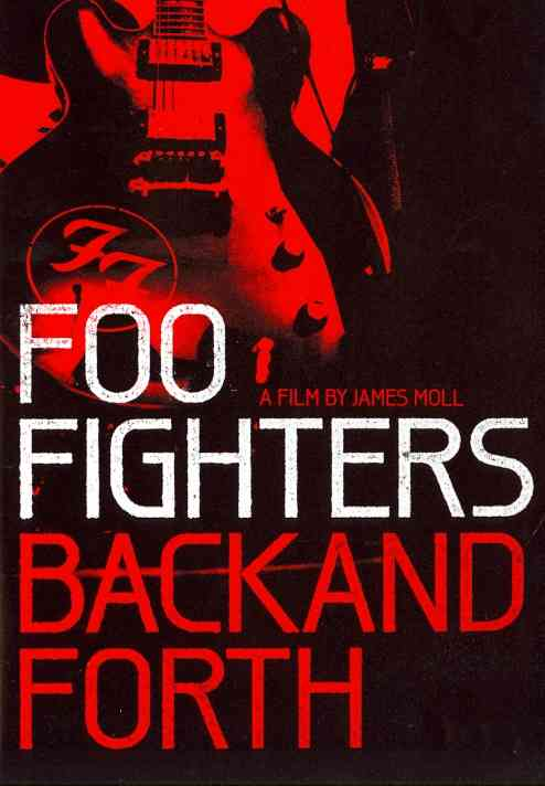 BACK AND FORTH BY FOO FIGHTERS (DVD)